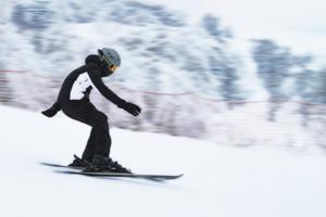 Speed on snow