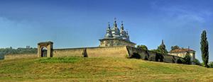 Monastery Frumoasa in Iasi_ROMANIA_HDR