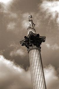Nelson-statue-in-Trafalgar-square