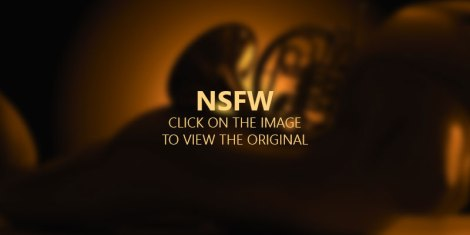 fineart-photos-print-3D-render-of-a-nude-woman-with-a-french-horn