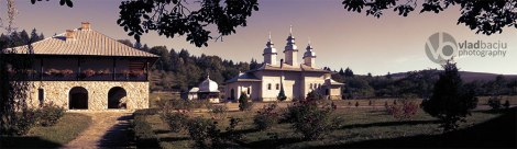 fine-art-photos-for-print-Panorama-of-Almas-Monastery-in-Neamt-county---ROMANIA