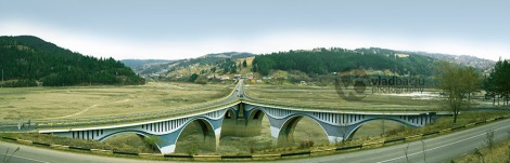 fine-art-photo-for-prints-Panorama-with-the-bridge-over-the-dry-Bicaz-Lake-on-Bistrita-River---Neamt-county_ROMANIA
